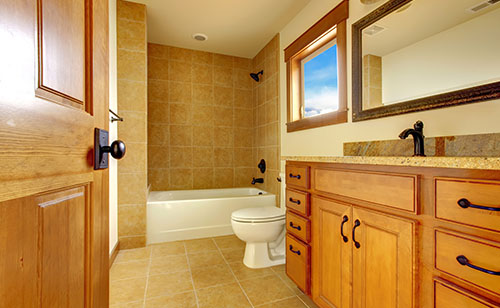 Ventura Bathroom Remodel - GenHawk Construction